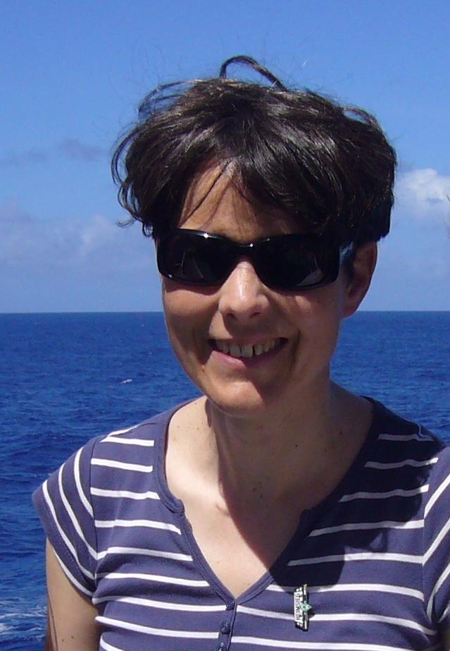 Jutta Niggemann (Forschungsgruppe für Marine Geochemie, ICBM).